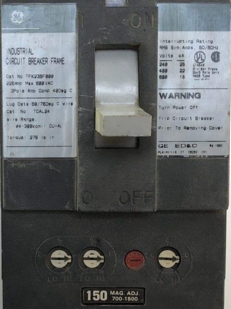 General Electric TFK236F000-GL-150