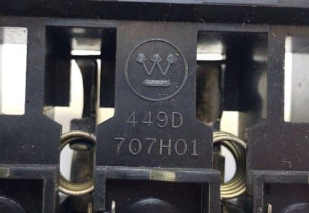 Westinghouse 449D707H01