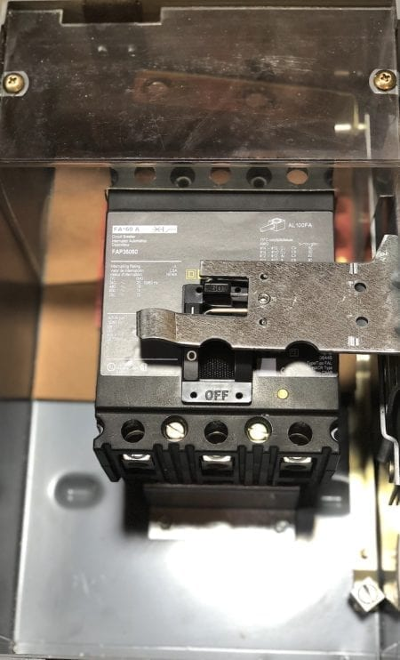 Square D PFA34060G-B