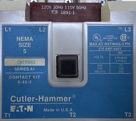 Eaton Cutler Hammer CN15SN3