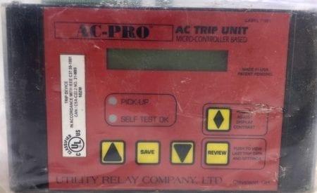 Utility Relay Company T-361-NEW