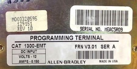 Allen Bradley 1300-EMT