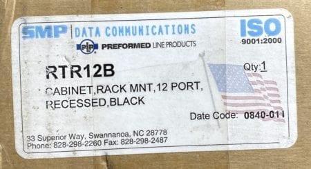 SMP Data Com. RTR12B-NIB