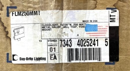 Day-Brite Lighting FLM250MMT-NEW