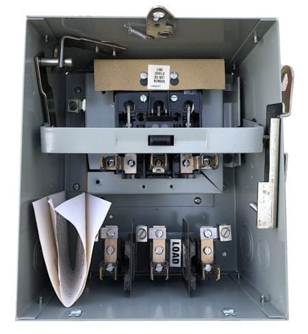 General Electric AC361R