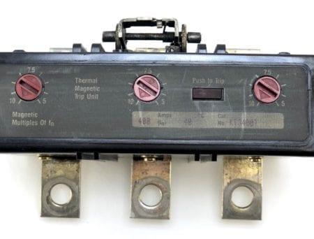 Cutler Hamer Westinghouse KT3400T