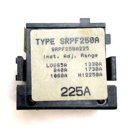 General Electric SRPF250A225