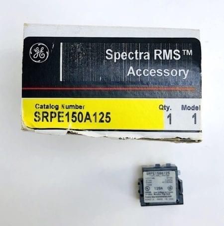 General Electric Spectra SRPE150A125-NIB