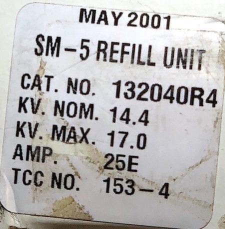 S&C 132040R4