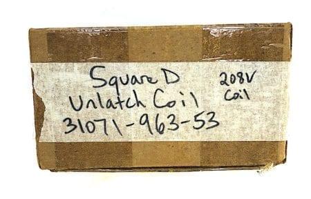 Square D 31071-963-53-NIB