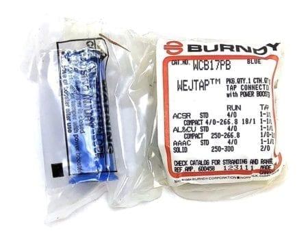 Burndy WCB17PB-NEW