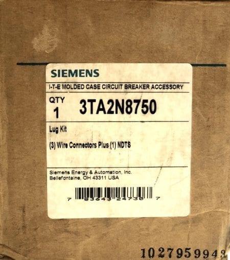 ITE Siemens 3TA2N875 -NIB