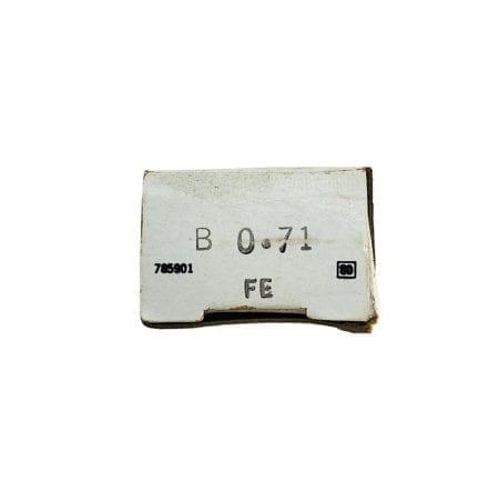 Square D B0.71 -NEW