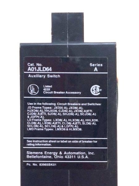 Siemens A01JLD64
