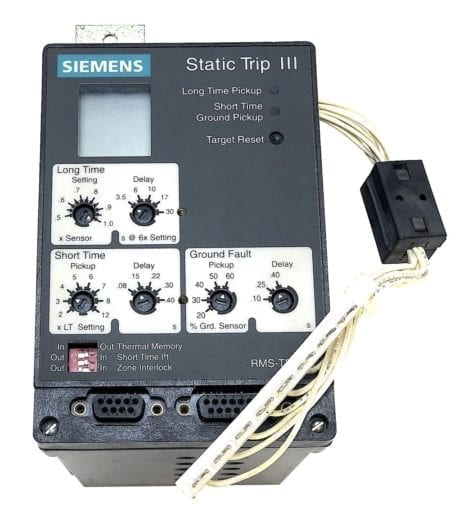 Siemens RMS-TSG-TZ