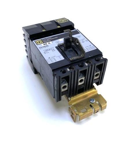 Square D FA34040-NML