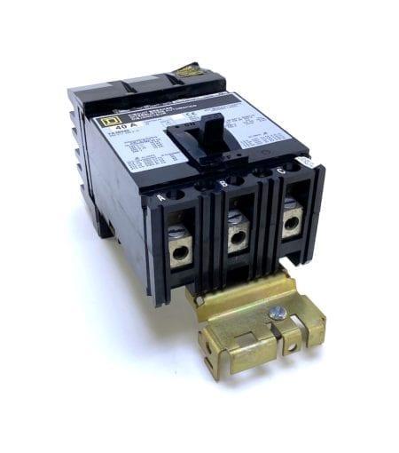 Square D FA36040-NML-GL-LIR