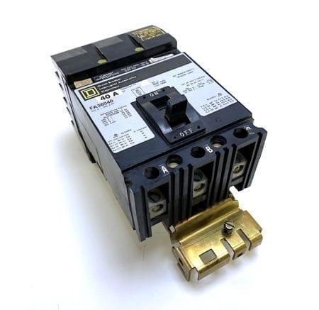 Square D FA36040-NML