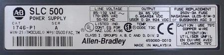 Allen Bradley 1746-P1-A