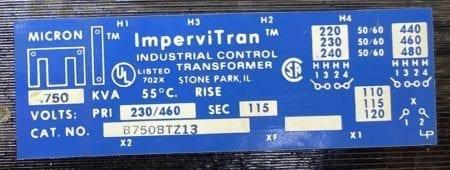 ImperviTran B750BTZ13