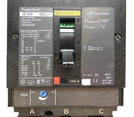 Square D JDA36250