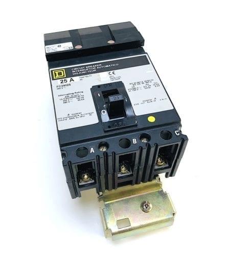 Square D FC34025-GL