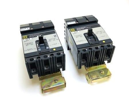 Square D FC34015-GL-2