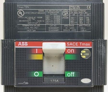 ABB TYPE-T3N