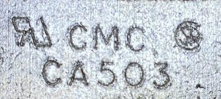 CMC CA503-2