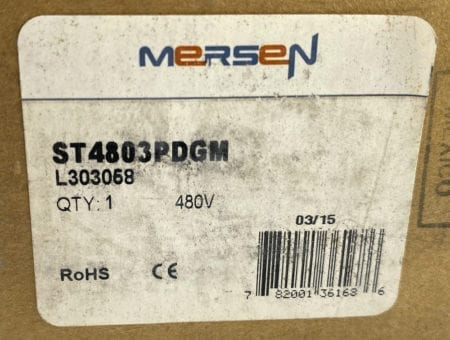 Mersen ST4803PDGM-NIB