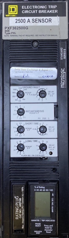 Square D PXF362500G-GL