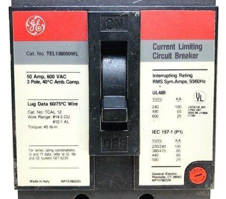 General Electric TEL136050WL