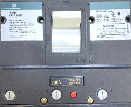 General Electric TB43200AF14-200-GL
