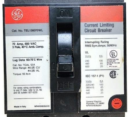 General Electric TEL136070WL