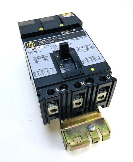 Square D FA34060-NML