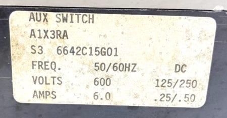 Eaton KD2400F-350-AUX-UV
