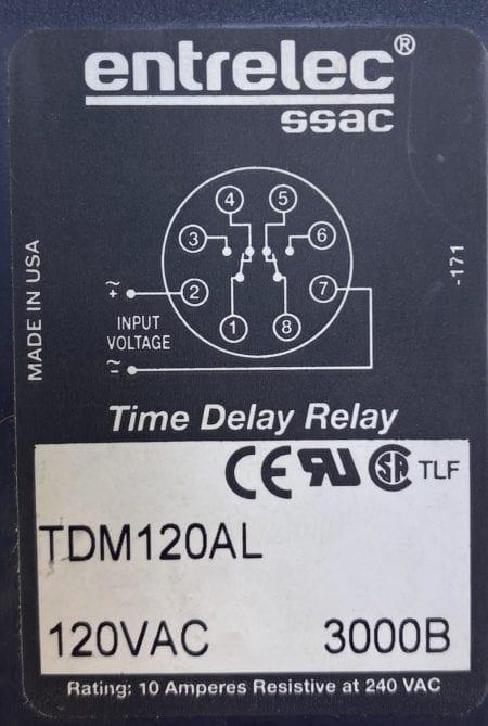 SSAC TDM120AL
