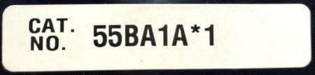 Furnas 55BA1AF-600
