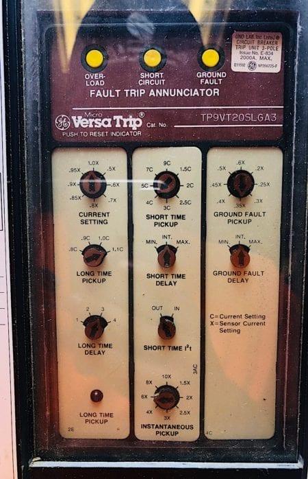 General Electric THPVV5612-AUX