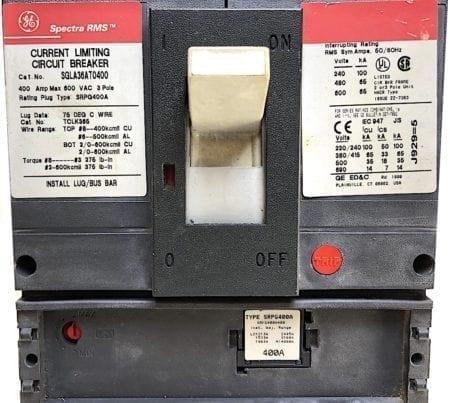 General Electric SGLA36AT0400-400-NL