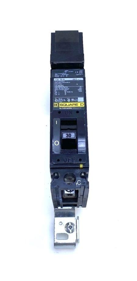 Square D FA14030C-CL