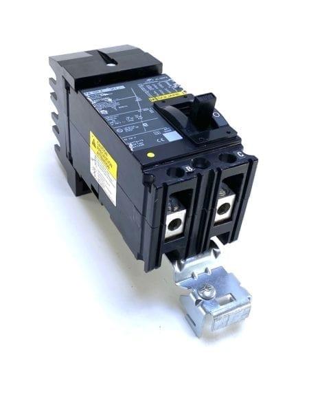 Square D FA22100BC-CL