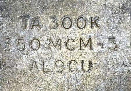 Ilsco TA300K