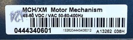 Square D MCH/XM 48-60