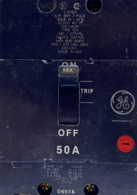 General Electric TEY350