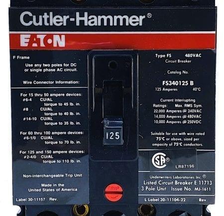 Eaton FS340125B