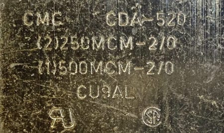 CMC CDA-520-3-NEW