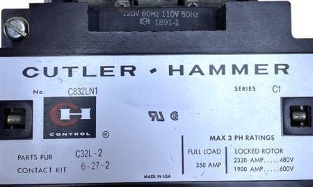 Cutler Hammer C832LN1-120