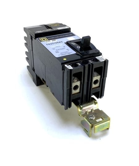 Square D FA22100AC-NML-GL