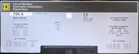 Square D MAL36700-NML-GL